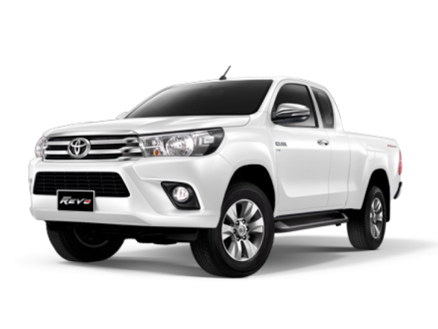 Toyota Hilux 4x4 o similar