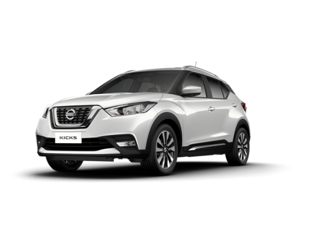 Nissan Kicks 4x2 o similar